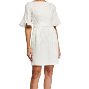 NWT Eliza J | White Linen Dress | Size 10